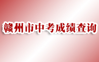 2016年赣州中考成绩查询